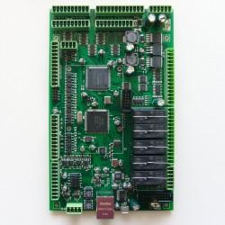 myCNC-ET7 control board top view