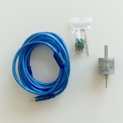 Probe sensor PR-WR01 package content.