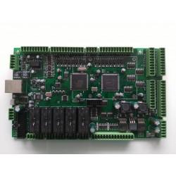 myCNC ET7 control board, top view